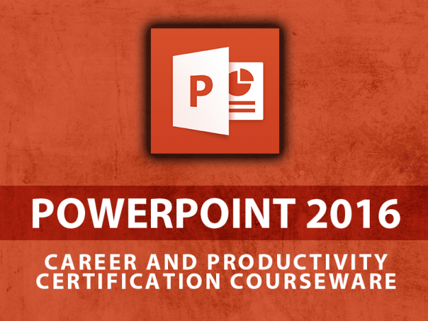 Microsoft PowerPoint 2016 course image